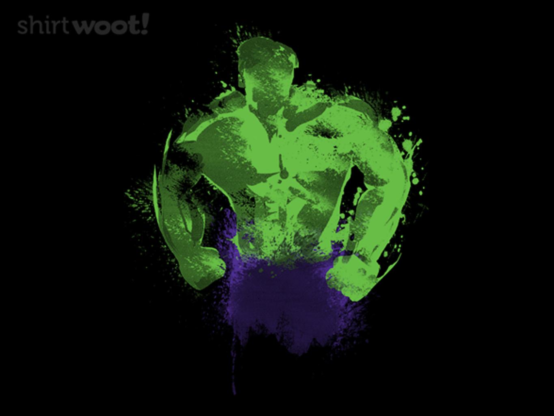 Woot!: Hulking Hero
