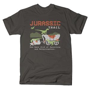 SnorgTees: Jurassic Trail