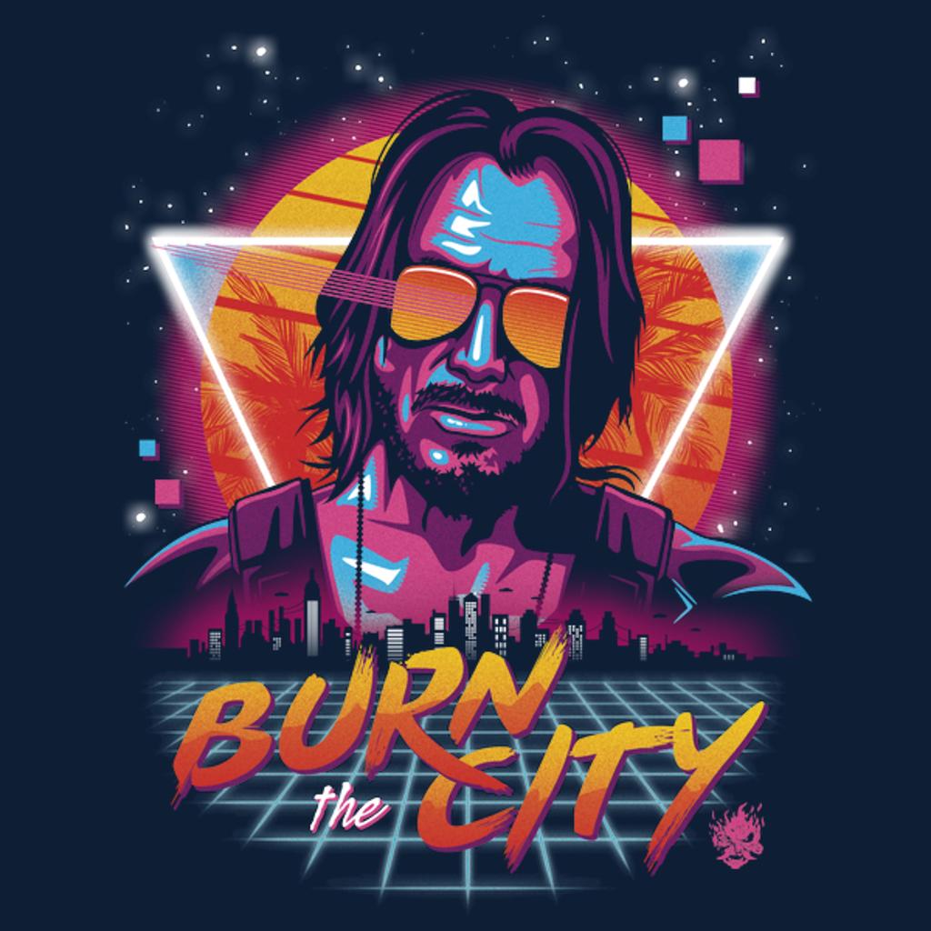 NeatoShop: Burn the City