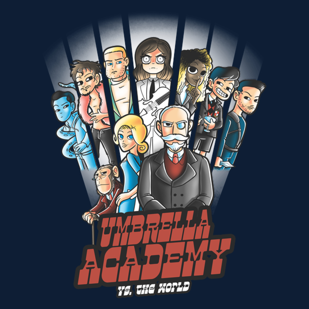 NeatoShop: Umbrella academy vs the world