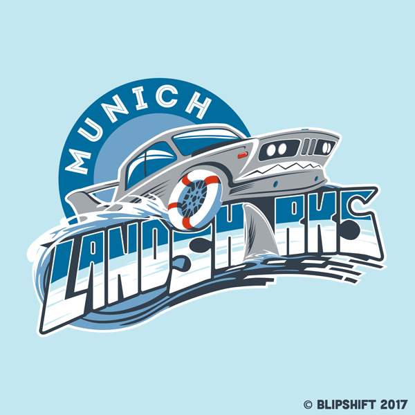 blipshift: The Sharks
