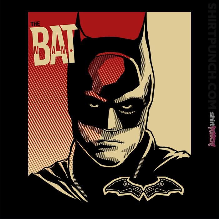 ShirtPunch: Bat Idol