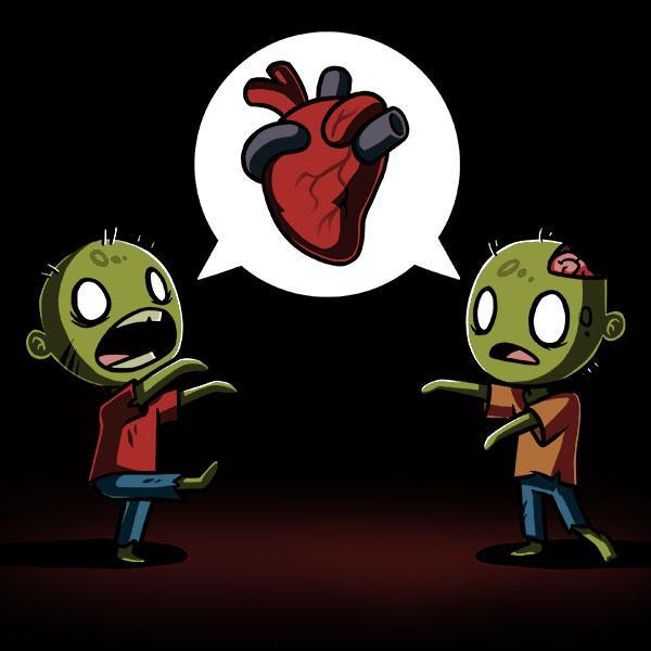 TeeTurtle: Zombie Love