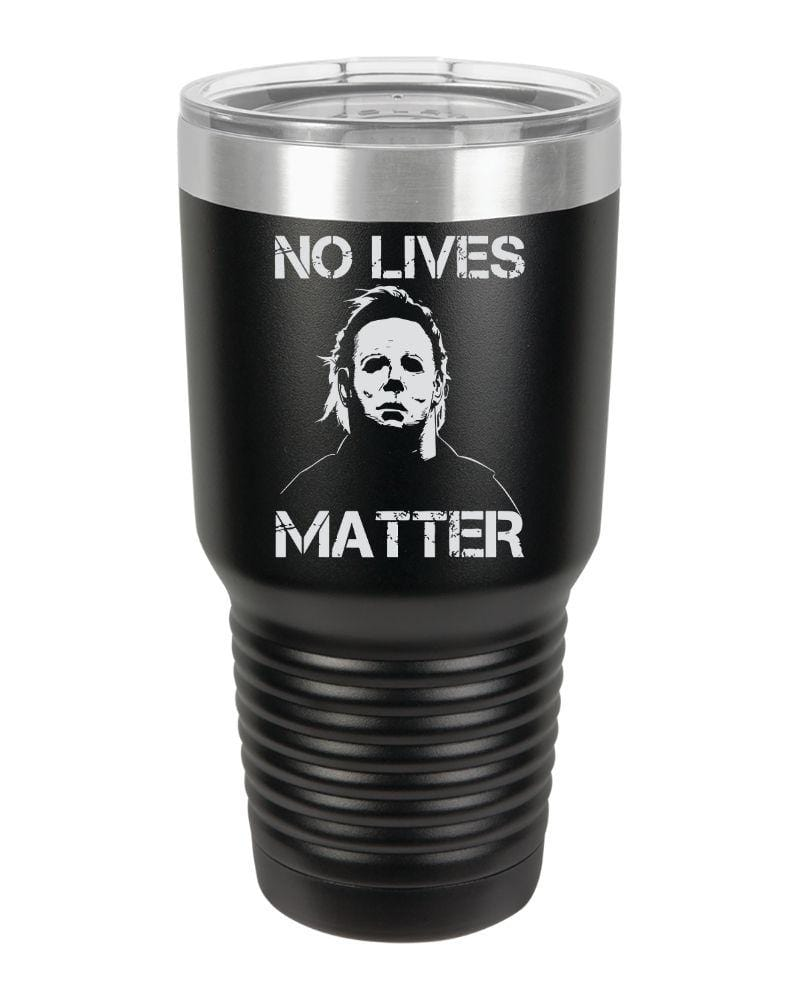 BustedTees: No Lives Matter Tumbler