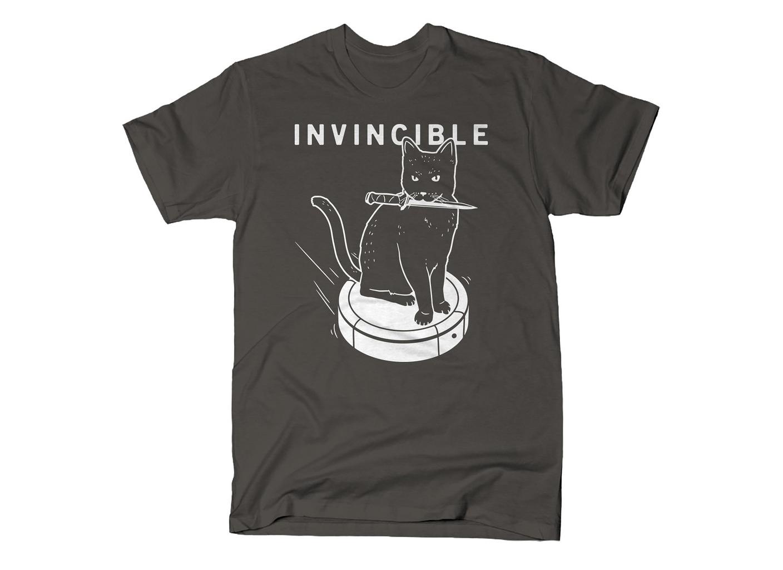 SnorgTees: Invincible Cat