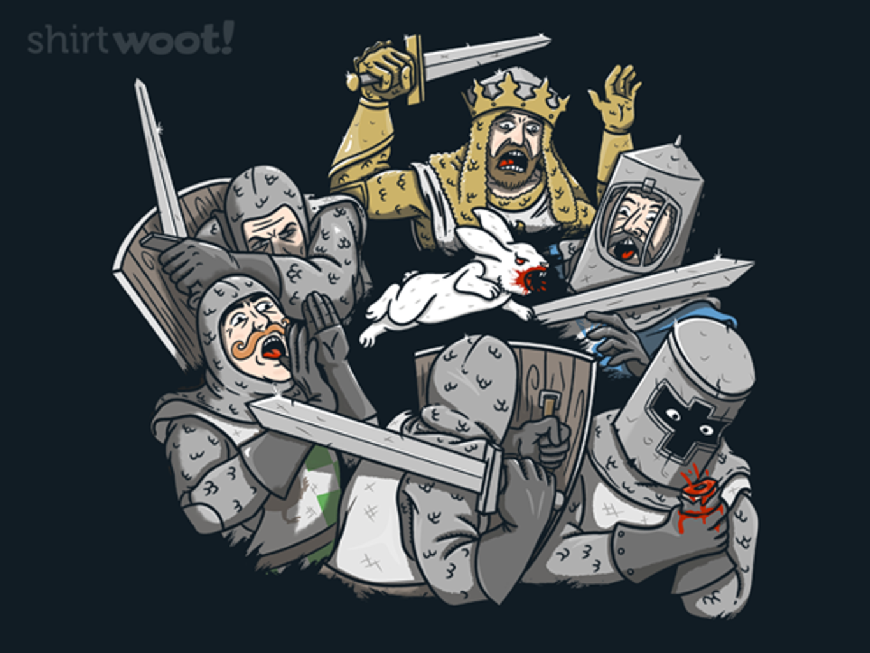 Woot!: Run Away!