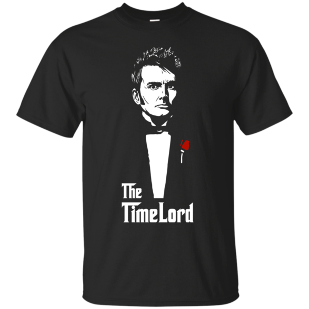 Pop-Up Tee: The Time Lord