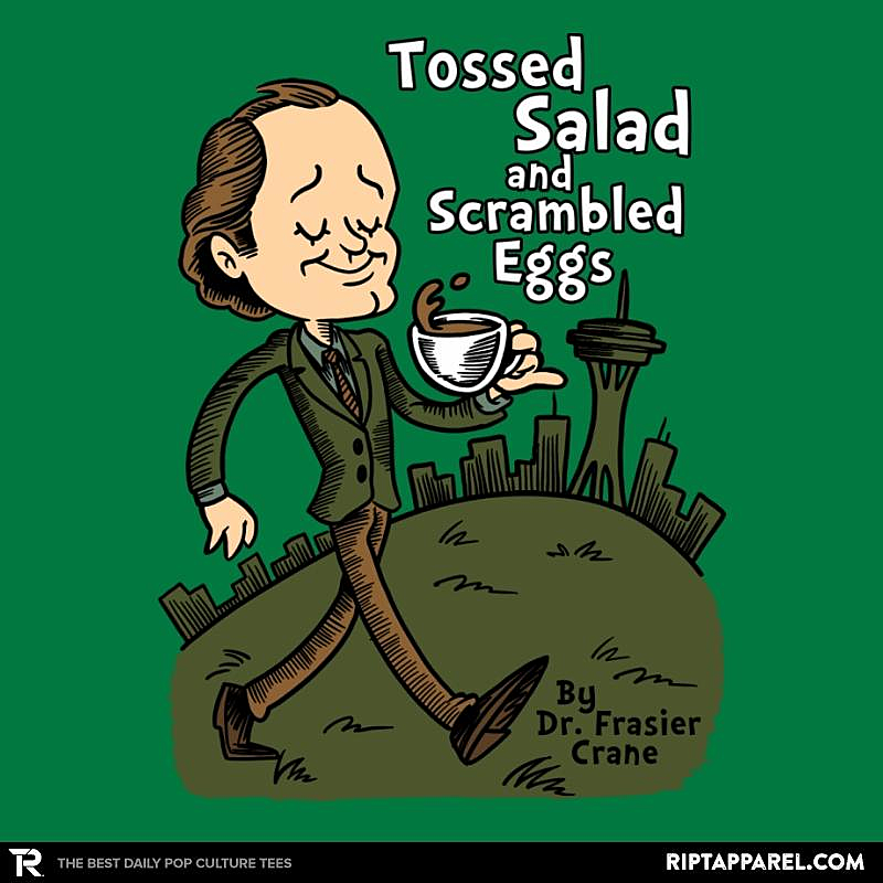 Ript: Tossed Salad and Scrambled Eggs