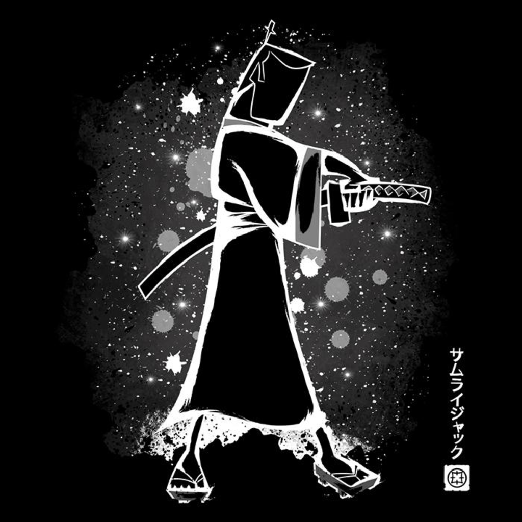 Once Upon a Tee: The Samurai