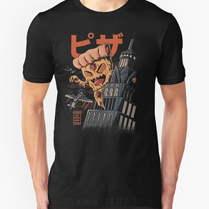 RedBubble: Pizza Kong