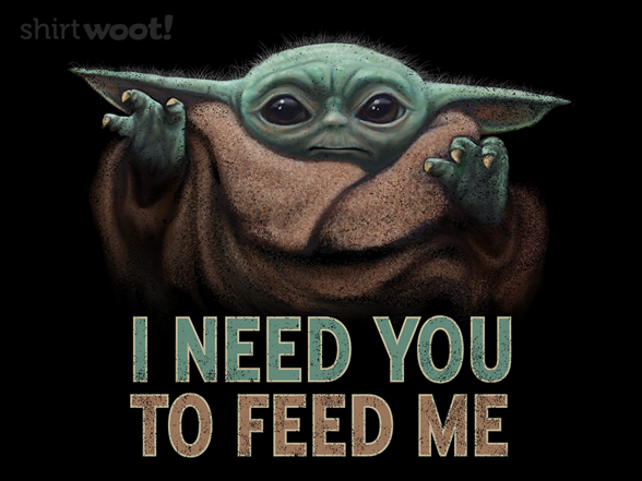 Woot!: I Need Snacks