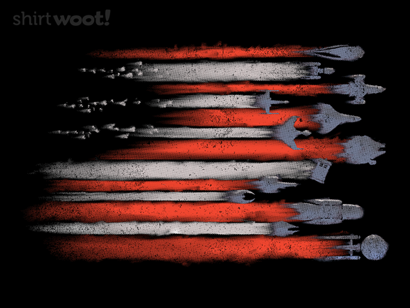 Woot!: Freedom Flyers (Fourth of Sci-fi Remix)