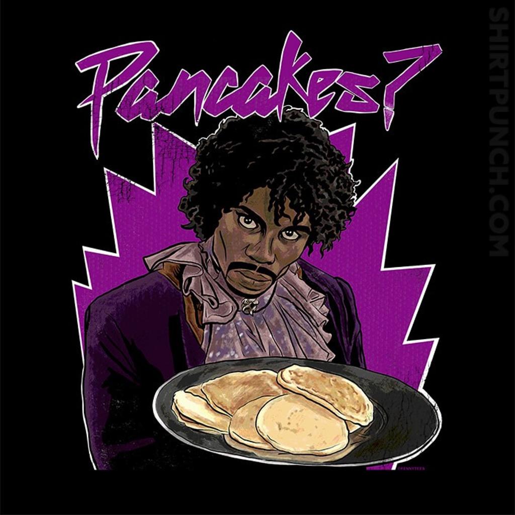 ShirtPunch: Pancakes