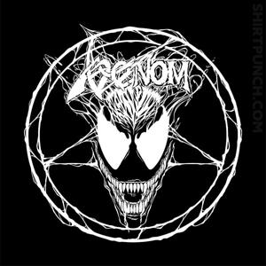 ShirtPunch: Black Venom