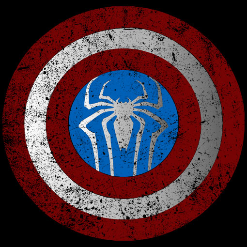 TeeFizz: Spider Patriot