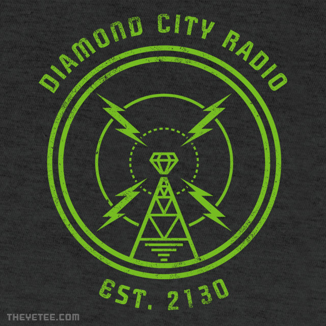The Yetee: DIAMOND CITY RADIO