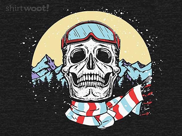 Woot!: Skiing Skull