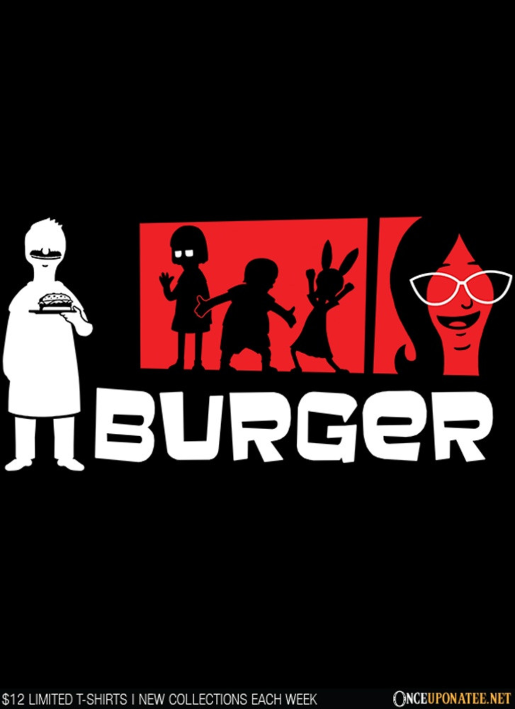 Once Upon a Tee: Burger