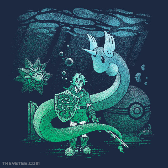 The Yetee: Water-Type Temple