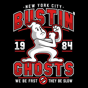 Once Upon a Tee: Bustin' Ghosts