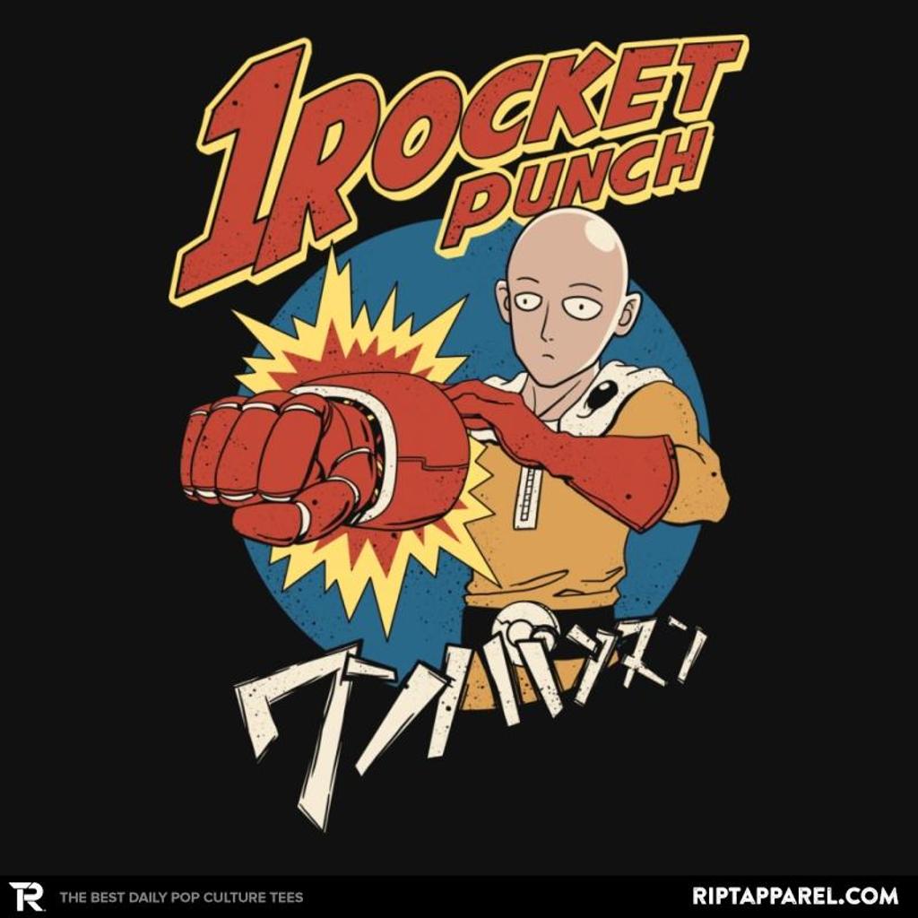 Ript: One Rocket Punch