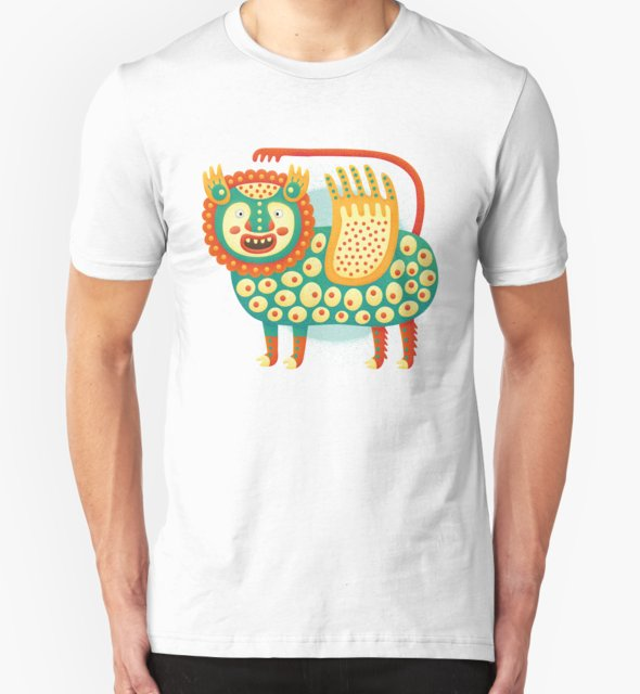 RedBubble: Winged Sheep