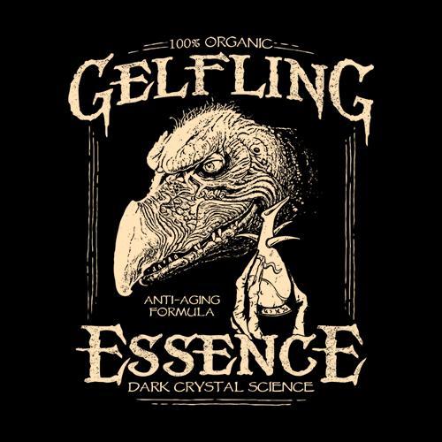 Five Finger Tees: Gelfling Essence T-Shirt