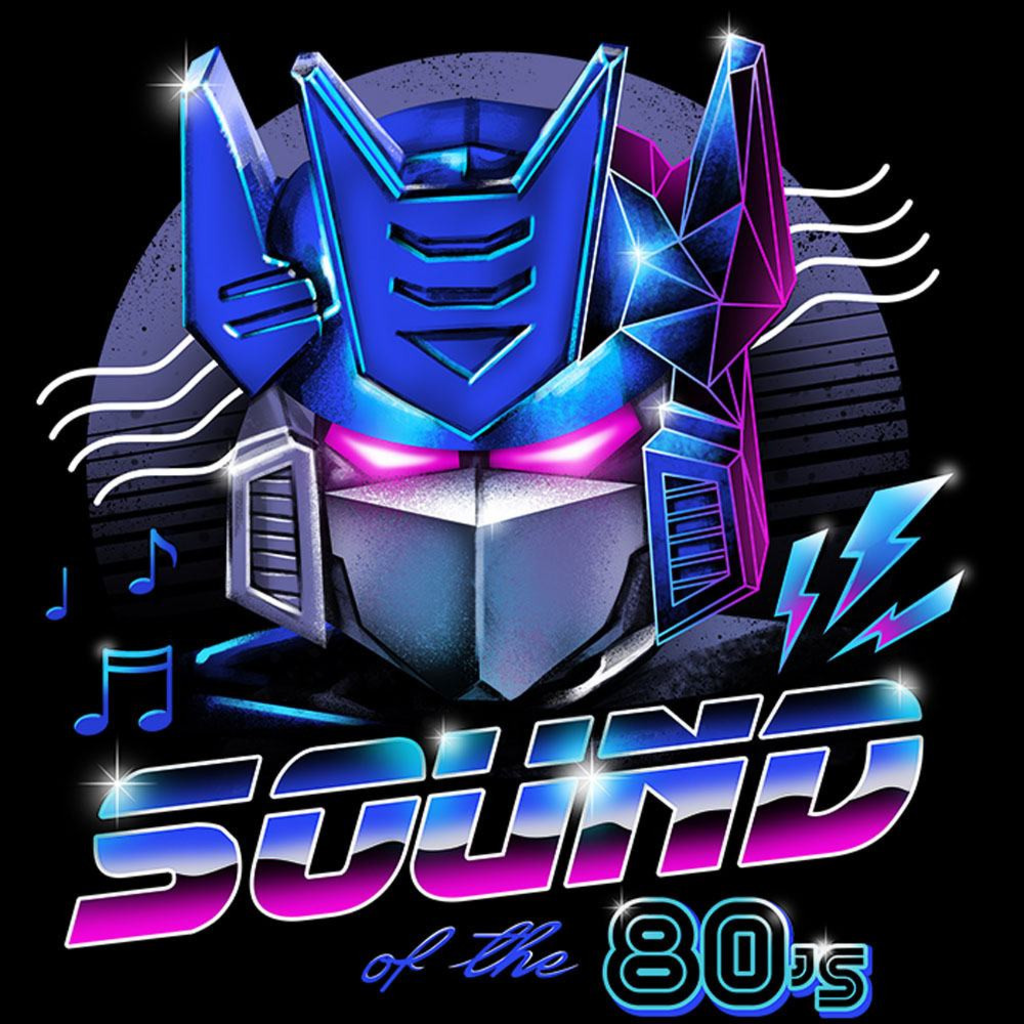 We Heart Geeks: Sound of the 80's