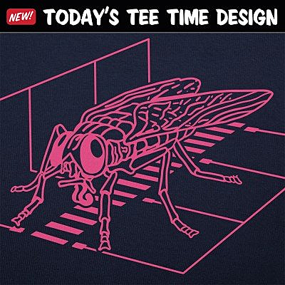 6 Dollar Shirts: Fly Scan