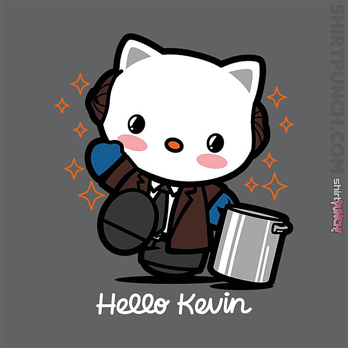 ShirtPunch: Hello Kevin