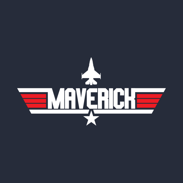 TeePublic: Maverick