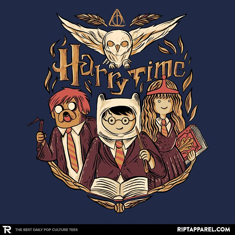 Ript: Harry Time