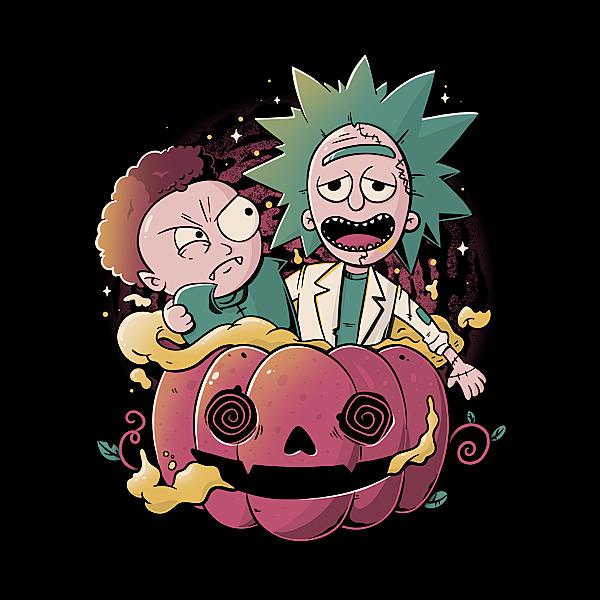 NeatoShop: Wubba Lubba Pumpkin