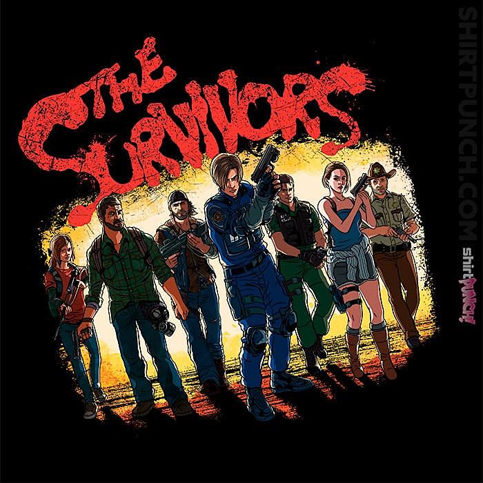 ShirtPunch: Strong Survivors