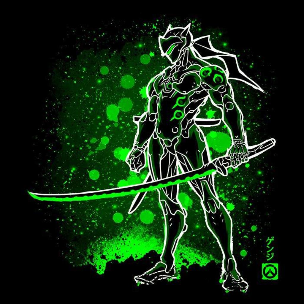 Once Upon a Tee: The Ninja (Alt)