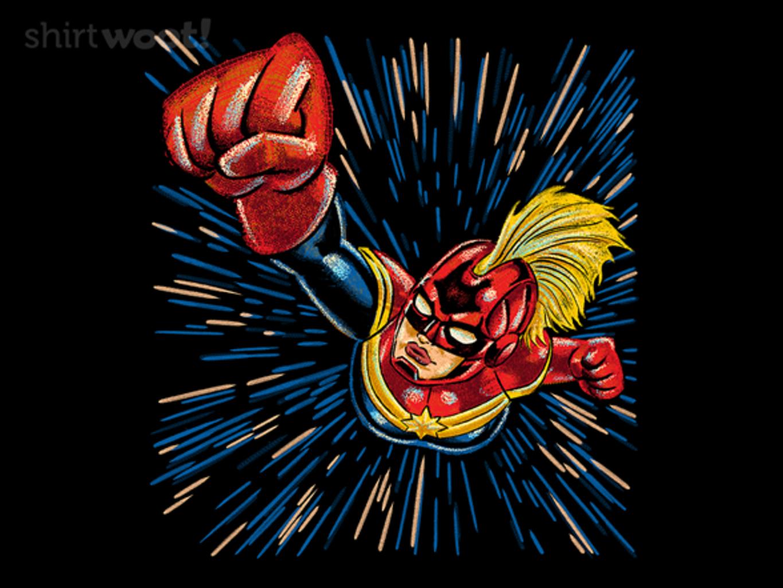 Woot!: Ultra-Hero-Pose