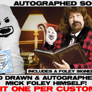 Top Rope Tuesday: Autographed Socko