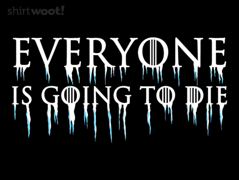 Woot!: Spoiler Alert