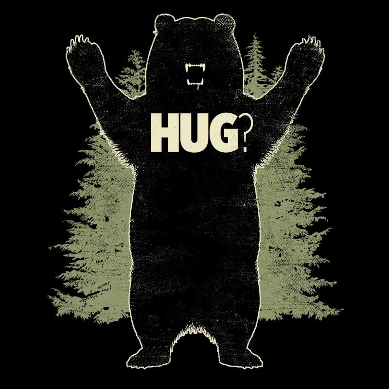 Snappy Kid: Bear Hug?