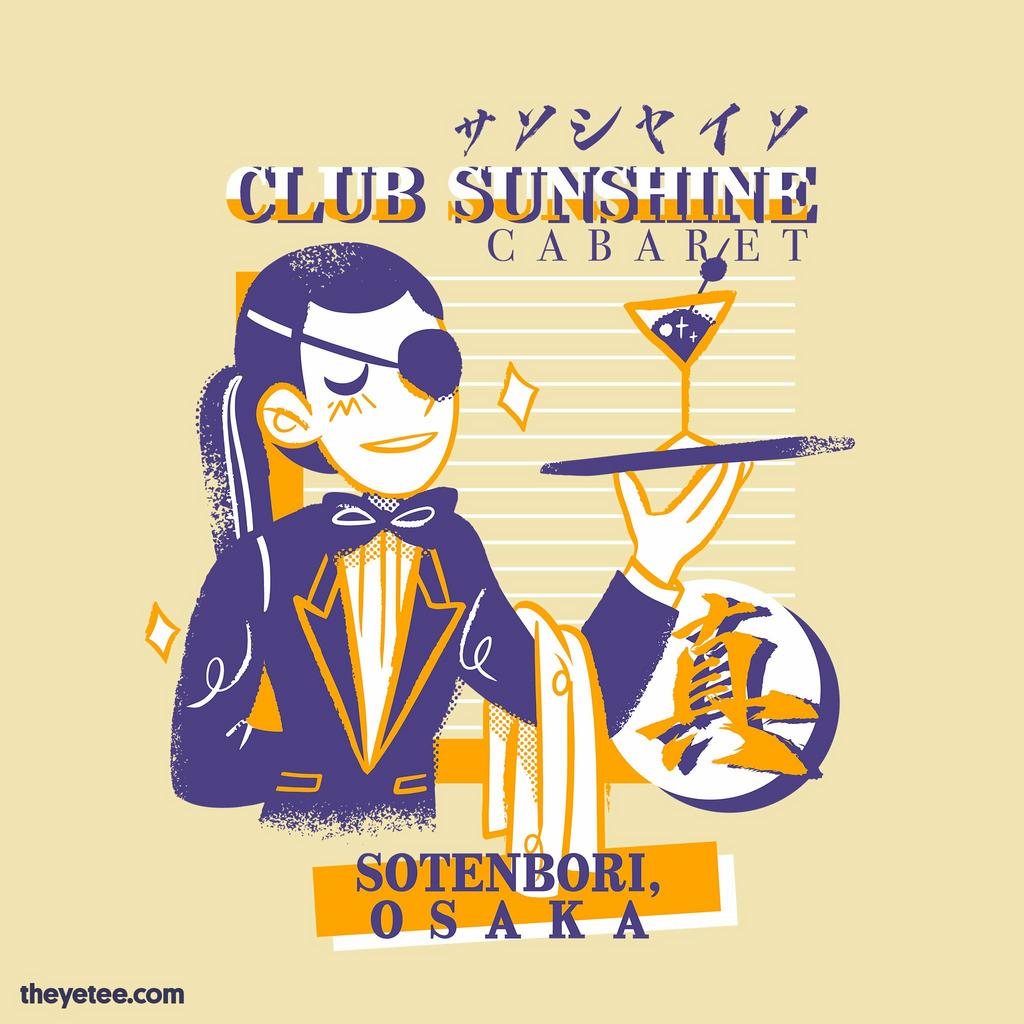 The Yetee: Club Sunshine