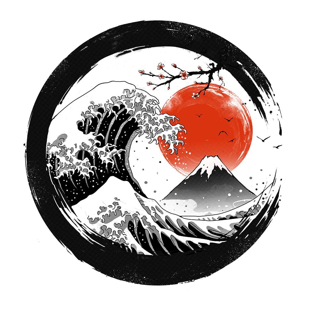 TeeTee: The Great Sumi Wave