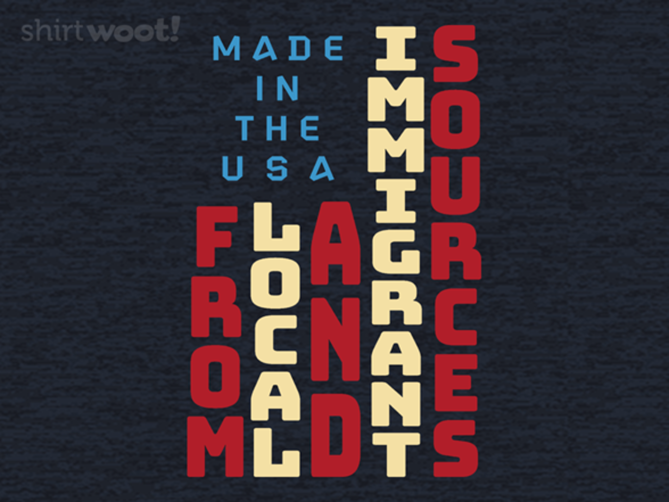 Woot!: Made in the USA