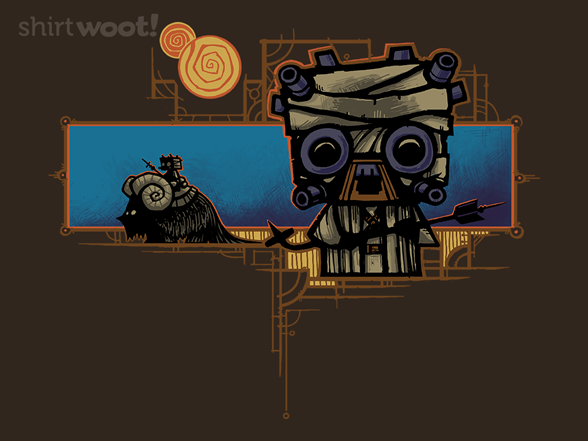 Woot!: A Tusken Tapestry