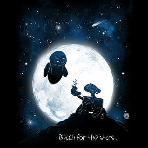 TeeTee: Reach for the stars