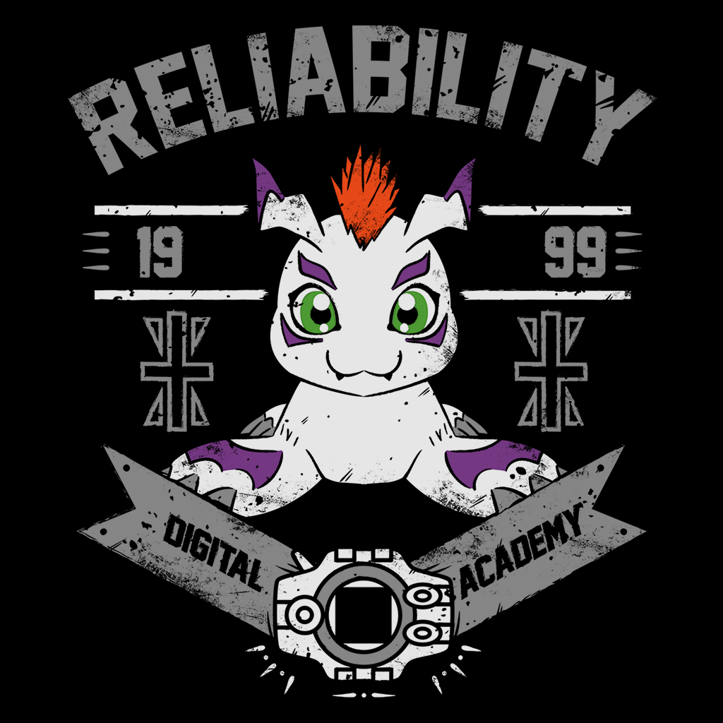 Pop-Up Tee: Reliability Academy