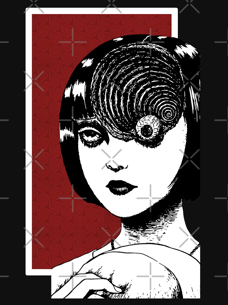 RedBubble: Uzumaki, The great spiral obsession