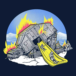 Once Upon a Tee: Emergency Exit
