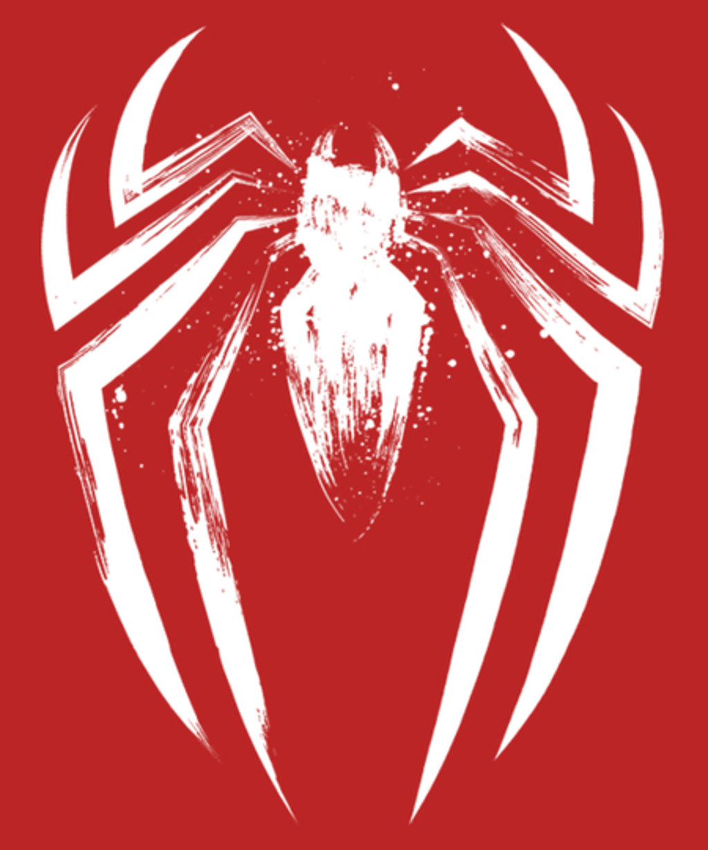 Qwertee: I am the Spider