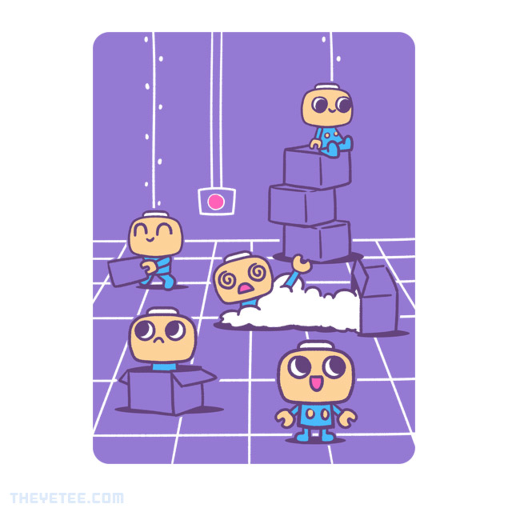The Yetee: Hard Workers