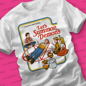 ShirtPunch: Let's Summon Demons